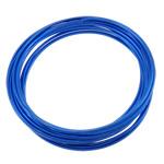 Aluminium Draht, Elektrophorese, blau, 1.5mm, Länge:ca. 50 m, 10PCs/Tasche, verkauft von Tasche