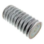Kupferdraht, Kupfer, mit Kunststoff, schwarz, 0.80mm, Länge:4 m, 10PCs/Menge, verkauft von Menge