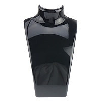 organisches Glas Kettenständer, schwarz, 135x210x60mm, 12PCs/Menge, verkauft von Menge