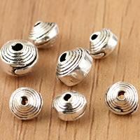 Bali Sterling Silber Perlen, Thailand, Rivoli-Xilion, verschiedene Größen vorhanden, verkauft von Tasche