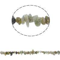 Labradorit Perlen, Klumpen, 5-8mm, Bohrung:ca. 0.8mm, ca. 260PCs/Strang, verkauft per ca. 33.8 ZollInch Strang