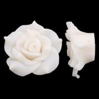 Polymer Ton Perlen , Blume, geschichtet, keine, 39x39x19mm, Bohrung:ca. 1mm, 50PCs/Tasche, verkauft von Tasche