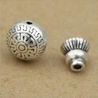 Thailand 3-Loch-Guru-Perlen-Set, 16x10mm, 10PCs/Menge, verkauft von Menge