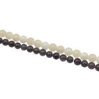Mode Glasperlen, Glas, rund, verschiedene Größen vorhanden, keine, Bohrung:ca. 1mm, verkauft von Tasche