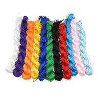 Polyester Schnur, keine, 1.5mm, Länge:ca. 1260-1400 m, 5Taschen/Menge, 10PCs/Tasche, verkauft von Menge