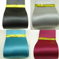 Satinband, keine, 38mm, 50m/Tasche, verkauft von Tasche