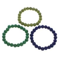 Lava Armband, rund, keine, 9mm, verkauft per ca. 6 ZollInch Strang