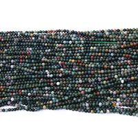 Indischer Achat Perle, rund, natürlich, verschiedene Größen vorhanden, Bohrung:ca. 0.5mm, Länge:ca. 16.5 ZollInch, verkauft von Menge
