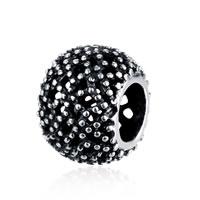 kommen on® Schmuck Beads, Thailand, Rondell, ohne troll & hohl, 8x10mm, Bohrung:ca. 5mm, verkauft von PC
