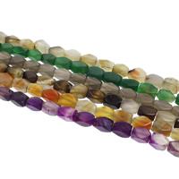 Natürliche Crackle Achat Perlen, verschiedenen Materialien für die Wahl, 16x10mm, ca. 24PCs/Strang, verkauft per ca. 15.5 ZollInch Strang