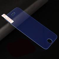 Hartglas Handy vorgespanntes Membran, Rechteck, verschiedene Stile für Wahl, blau, verkauft von PC