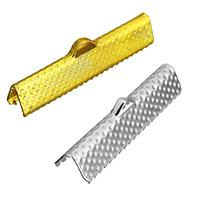 Eisen Bandklemmen, plattiert, keine, 30x8x0.50mm, Bohrung:ca. 4x1.5mm, 200PCs/Menge, verkauft von Menge