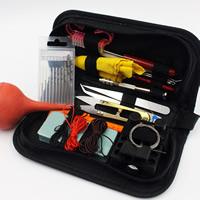 Ferronickel Schmuckwerkzeug Set, mit Nylonschnur & Kunststoff & Edelstahl, 10-20cm, verkauft von setzen