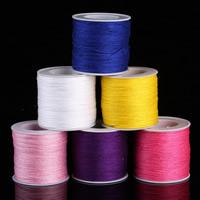 Baumwollschnur, Baumwolle, mit Kunststoffspule, keine, 1.5mm, ca. 100m/Spule, verkauft von Spule