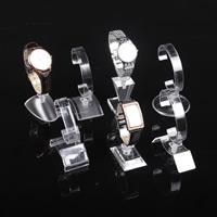 Uhrenständer, Kunststoff, verschiedene Stile für Wahl, 50PCs/Menge, verkauft von Menge