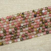 Wassermelone Glasperlen, rund, synthetisch, verschiedene Größen vorhanden, Länge:ca. 15 ZollInch, ca. 3SträngeStrang/Tasche, verkauft von Tasche
