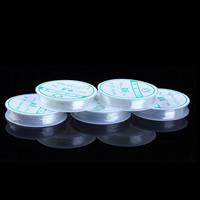 Kristall Faden, mit Kunststoffspule, elastisch & verschiedene Größen vorhanden, verkauft von Tasche