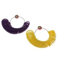 Kunststoff Ringgröße, Ring-Sortiment Nr. 3-13, keine, verkauft von PC