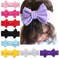Stirnband, Baumwolle, Schleife, für Kinder, keine, 185x50mm, verkauft von PC
