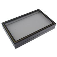Karton Ringkasten, mit Kunststoff, Rechteck, 220x140x35mm, verkauft von PC