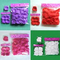 Künstliche Blumendekoration, Seidenspinnerei, keine, 50x50mm, 10Taschen/Menge, ca. 100PCs/Tasche, verkauft von Menge