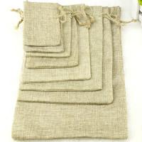 Schmuck Kordelzugbeutel, Stoff, Rechteck, verschiedene Größen vorhanden, 10PCs/Tasche, verkauft von Tasche