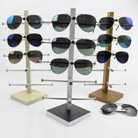 Gläser-Anzeige, Holz, mit Aluminium, Einbrennlack, keine, 200x360x160mm, verkauft von PC