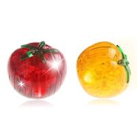 Kunststoff Ziegelstein-Spielzeug, Tomate, LED, keine, 80x60mm, verkauft von PC