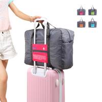 Reisetaschen, Nylon, mit Brief Muster, keine, 47x19x37cm, verkauft von PC
