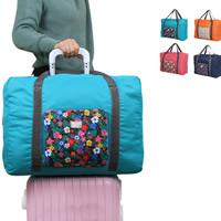 Reisetaschen, Oxford, mit Brief Muster & wasserdicht, keine, 50x15x35cm, verkauft von PC