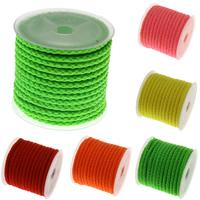 Polyester Schnur, Nylon Polypropylen, mit Kunststoffspule, keine, 3mm, 3m/Spule, verkauft von Spule