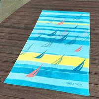 Mode Bad Strandtuch, Baumwolle, Rechteck, verschiedene Muster für Wahl & mit Brief Muster, 170x90cm, verkauft von PC