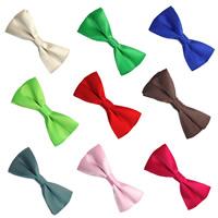 Krawatte, Polyester, Schleife, für Kinder & für den Menschen, keine, 10x5cm, 20PCs/Tasche, verkauft von Tasche