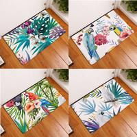 Teppich, Polyester, Rechteck, Kunstdruck, verschiedene Muster für Wahl, 400x600mm, verkauft von PC
