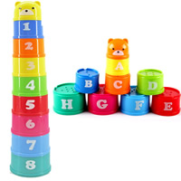 Babyspielzeug lernen, Kunststoff, mit Kunststoff, für Kinder & mit einem Muster von Nummer & mit Brief Muster, 80x380mm, verkauft von setzen