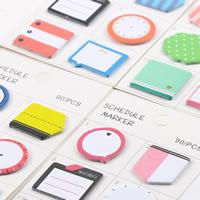 Briefbogen, Papier, Rechteck, verschiedene Muster für Wahl & mit Brief Muster, 129x115mm, 5PCs/Menge, verkauft von Menge