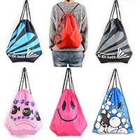 Polyester und Baumwolle Rucksack, Kunstdruck, unisex & verschiedene Muster für Wahl, 340x430mm, verkauft von PC