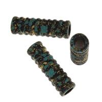 European Acrylperlen, Acryl, 7.50x25x7.50mm, Bohrung:ca. 5mm, ca. 750PCs/Tasche, verkauft von Tasche
