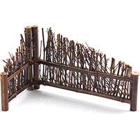Bambus Armbandständer, 400x170mm, 10PC/Menge, verkauft von Menge