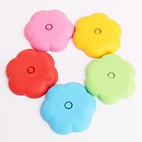 Kunststoff Blume, keine, 80mm, 50PCs/Tasche, verkauft von Tasche
