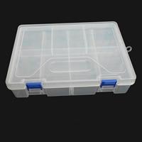 Schmuck Nagelkasten, Kunststoff, Rechteck, 234x168x62mm, verkauft von Box