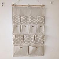 Lager Angebote, Baumwollgewebe, mit Hanfgarn & Holz, mehrschichtig & wasserdicht, 450x760mm, verkauft von PC