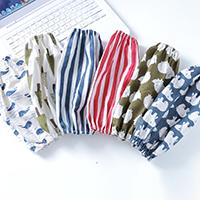 Baumwolle verschiedene Muster für Wahl, 270x170mm, 5PaarePärchen/Menge, verkauft von Menge