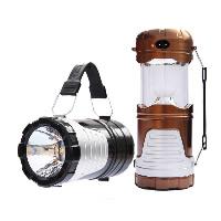 Tragbare Taschenlampe, Kunststoff, mit Glas & Edelstahl, Solar angetrieben & abklappbar & LED & wasserdicht, keine, 82x220mm, 82x147mm, verkauft von PC