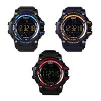 TROZUM® Smart Watch , Edelstahl, mit Glas, plattiert, monatóireacht a dhéanamh ar codlata & pedometer 3D & wasserdicht, keine, 55x17mm, Länge:ca. 9.8 ZollInch, verkauft von PC
