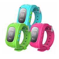 TROZUM® Smart Watch , Kunststoff, mit Glas, pedometer 3D & für Kinder & Touch-screen & wasserdicht, keine, 52x12.5mm, Länge:ca. 9.8 ZollInch, verkauft von PC