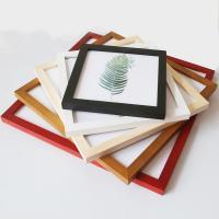 Fotorahmen, Holz, Quadrat, verschiedene Größen vorhanden, keine, verkauft von PC