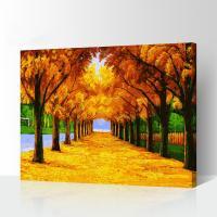 Dekoratives Bild, Holz, mit Leinen- Baumwolle, Rechteck, Handzeichnung, verschiedene Größen vorhanden & verschiedene Muster für Wahl, keine, verkauft von PC