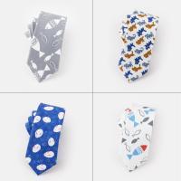Krawatten, Baumwolle, Pfeilspitze, Kunstdruck, verschiedene Muster für Wahl & für den Menschen, 60x1450mm, verkauft von Strang