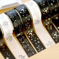 Dekorative Band, PVC Kunststoff, 15mm, Länge:ca. 5 m, 10PCs/Menge, verkauft von Menge